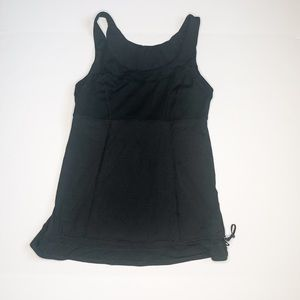 Lululemon Drawstring Bottom Tank